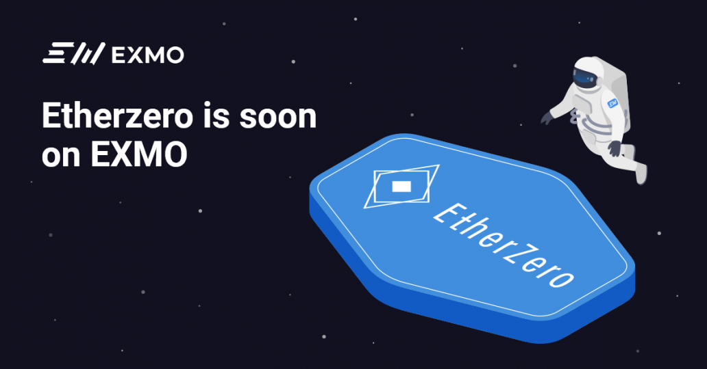 Ether zero is soon available