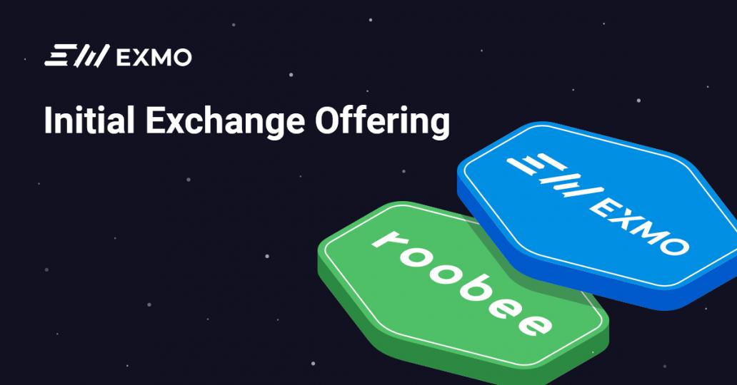 Initial exchange offering