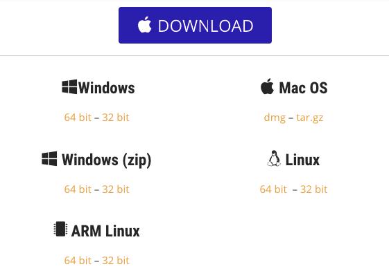 Download BTG wallet