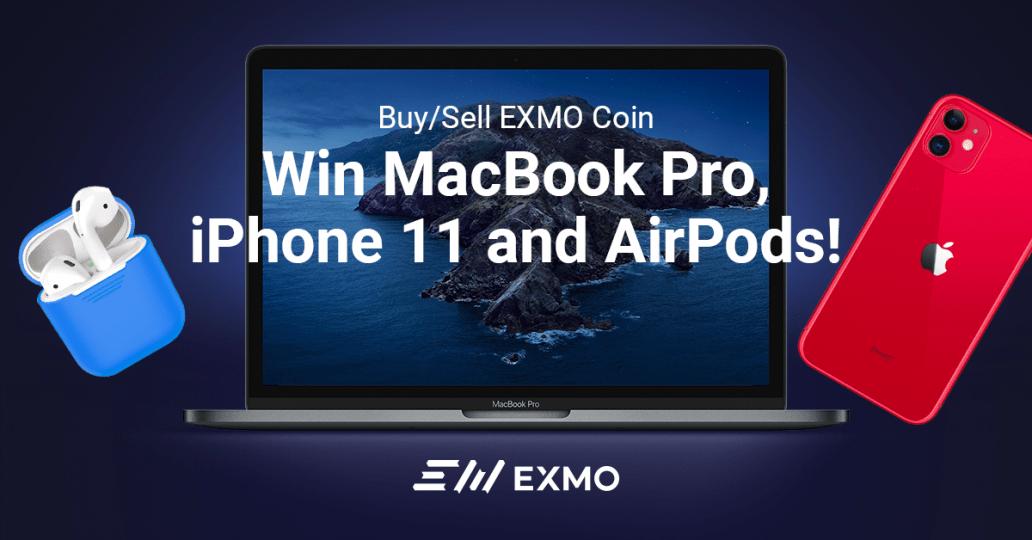 New EXMO Trading Contest