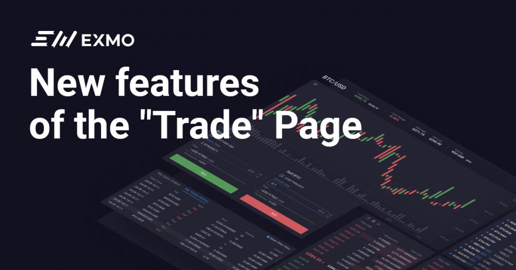 Trade Update