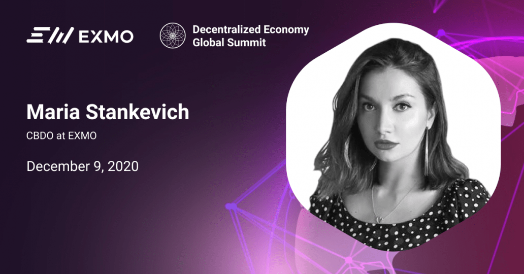 EXMO will join the Decentralized Economy Global Summit
