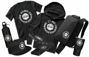 EXMO merch pack