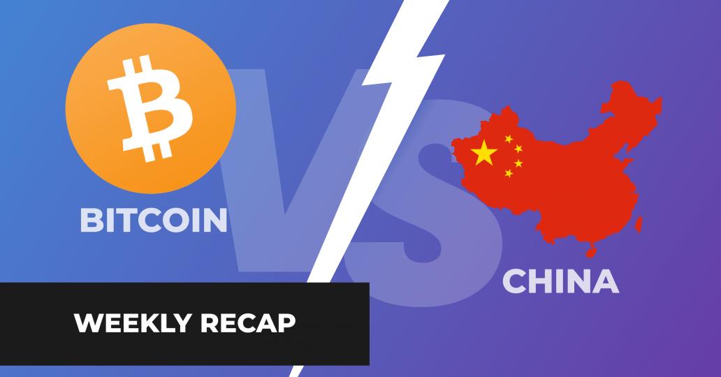 EXMO Crypto News: Bitcoin vs China
